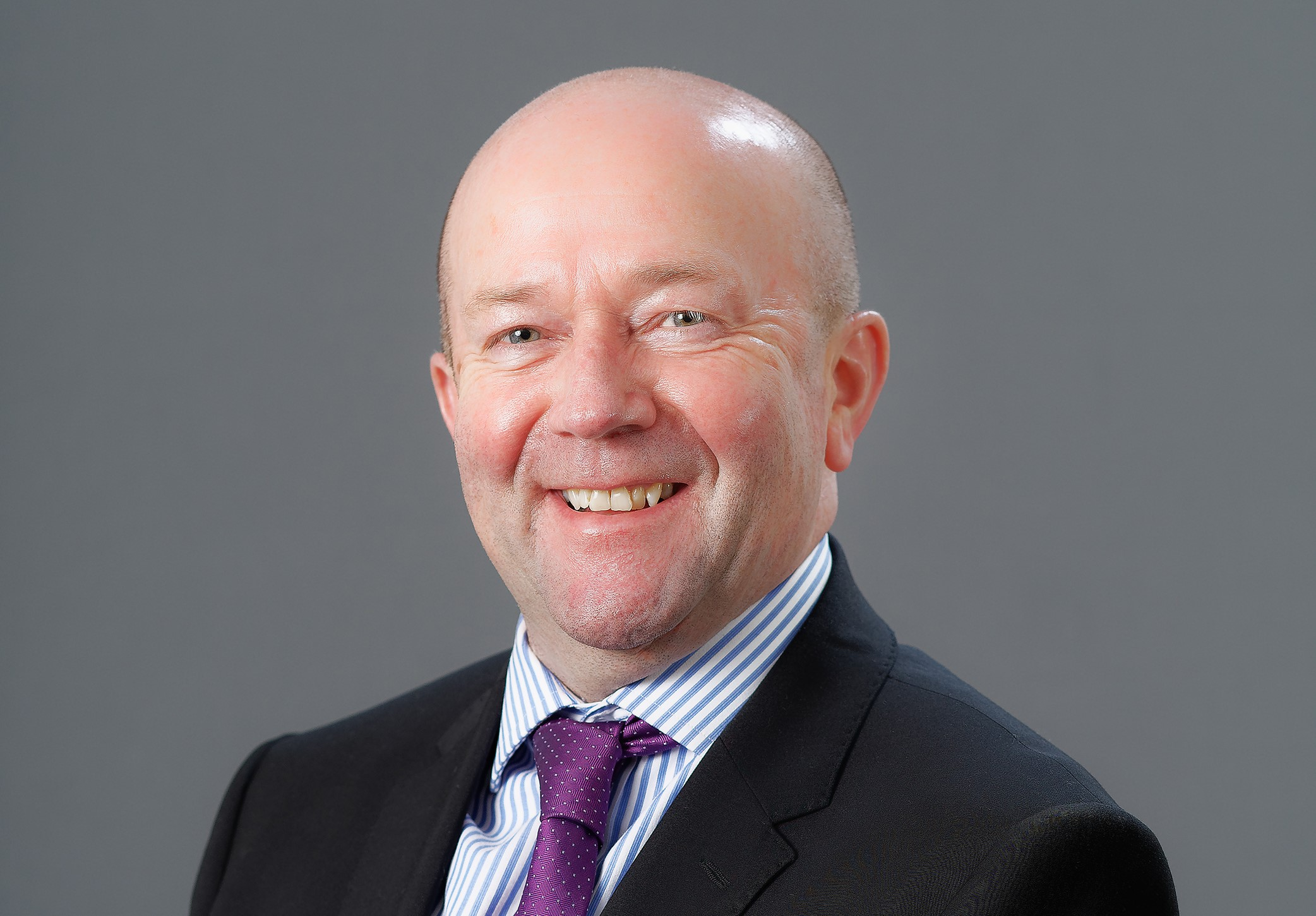 Peter Perry shares his journey from apprentice to CEO at one of Wales' largest organisations