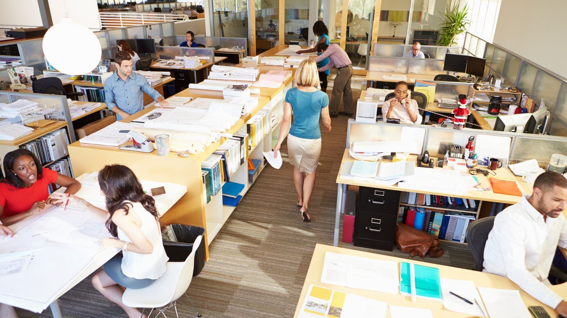 Older Generations Anxious About Health Risks of Returning to Work