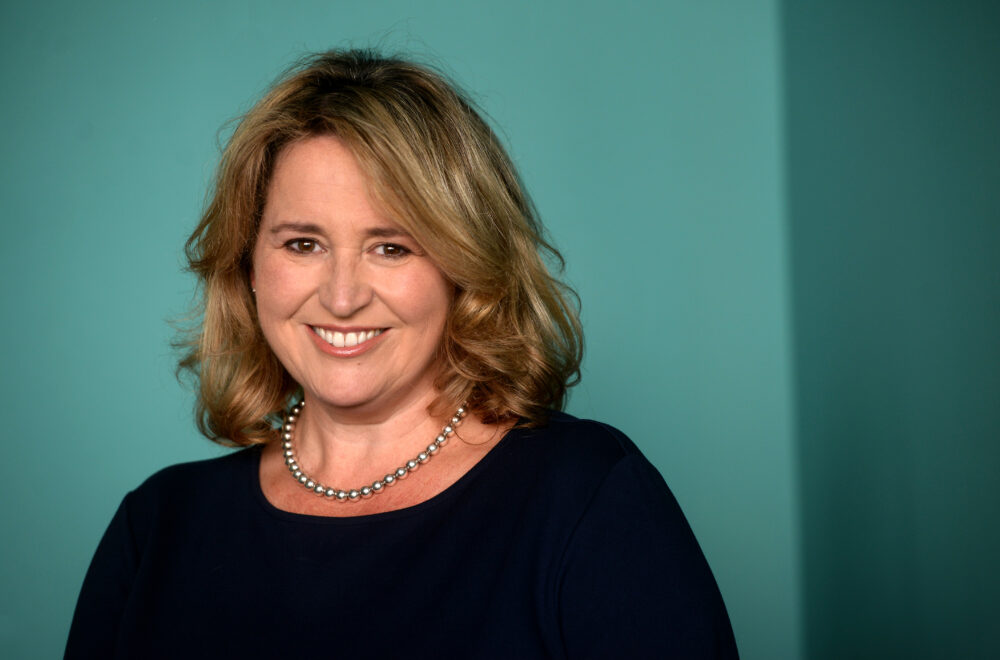 Joanna Swash Group CEO of Moneypenny named one of this year's Women to Watch